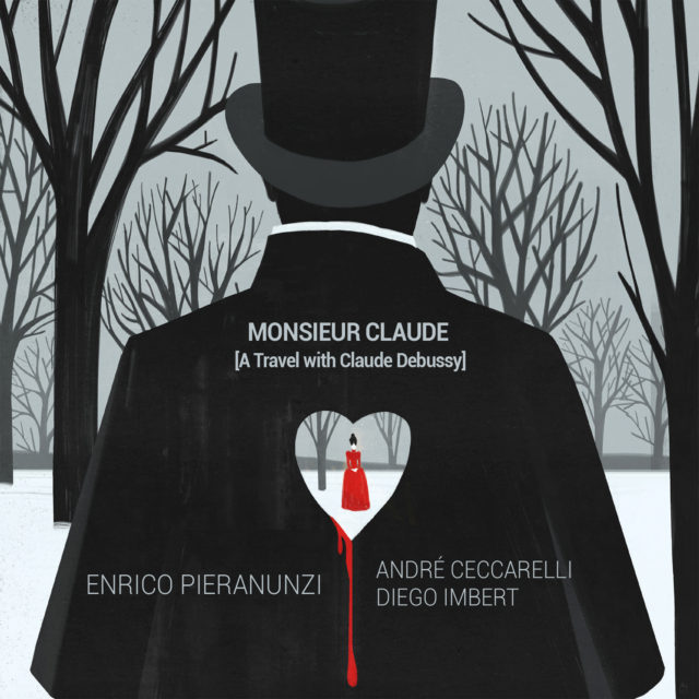 ENRICO PIERANUNZI TRIO – MONSIEUR CLAUDE